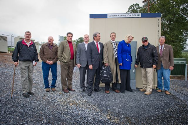 Dauphin County Gaming Grants and a Solar Farm - Jeff Haste ...